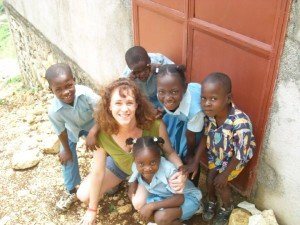 Jennifer Mesick Haiti School